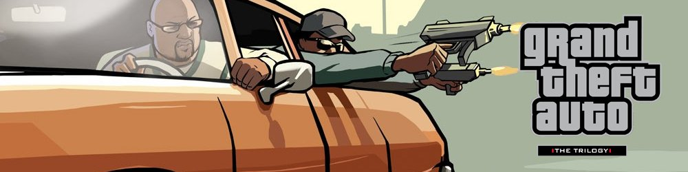 Grand Theft Auto Trilogy, GTA Trilogy banner