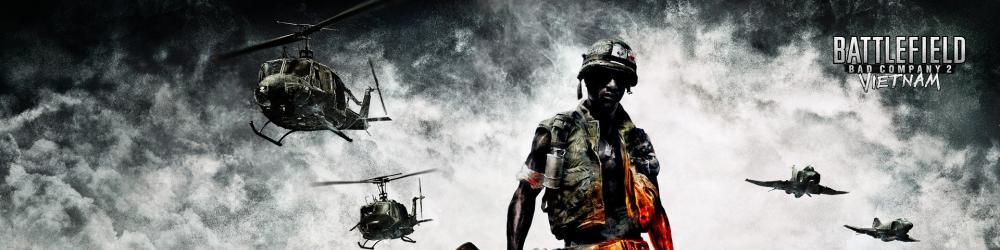 Battlefield Bad Company 2 Vietnam banner