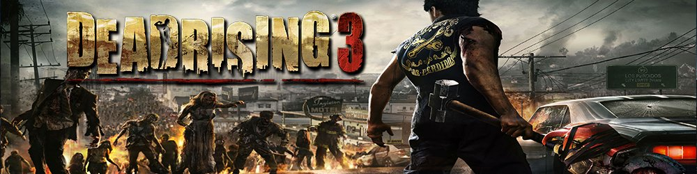 Dead Rising 3 Apocalypse Edition banner