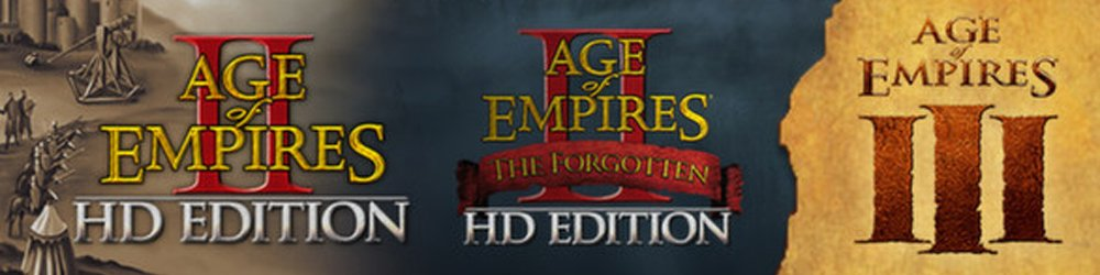 Age of Empires Legacy Bundle banner