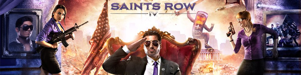 Saints Row IV Game of the Century Edition banner