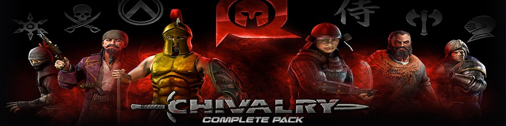 Chivalry Complete Pack banner