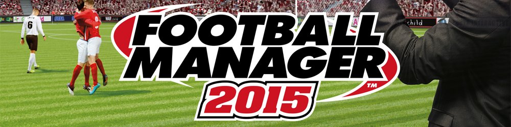 Football Manager 2015 banner
