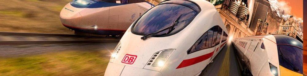 Train Simulator 2015 banner