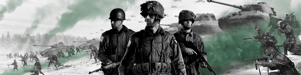 Company of Heroes 2 Ardennes Assault banner
