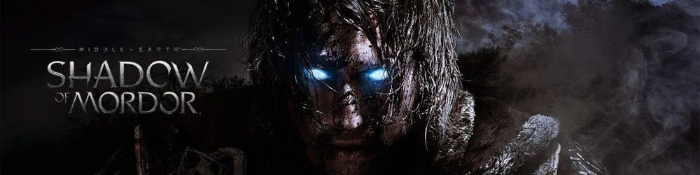 Middle-earth Shadow of Mordor banner