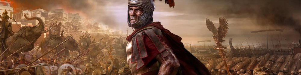 Total War ROME II Emperor Edition banner