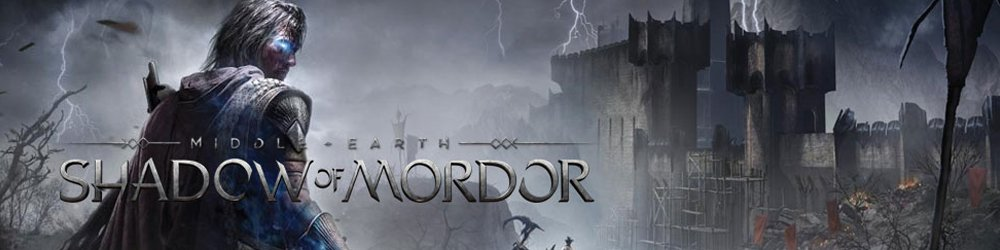 Middle-earth Shadow of Mordor Premium Edition banner