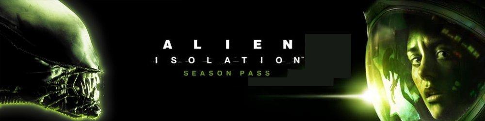 Alien Isolation Season Pass banner