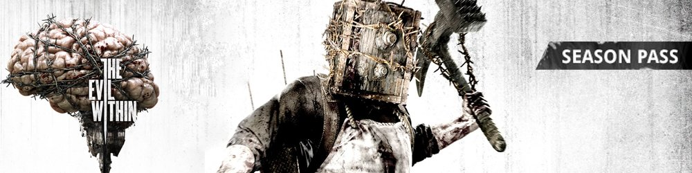 The Evil Within Season Pass banner