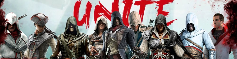 Assassins Creed Unity Unite DLC banner