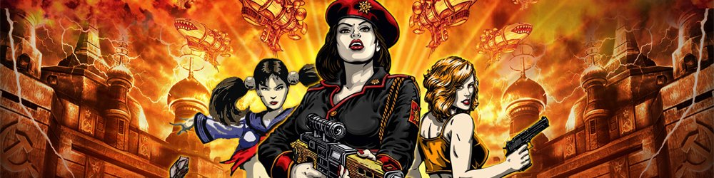 Command and Conquer Red Alert 3 banner