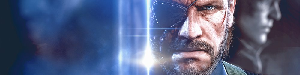 Metal Gear Solid V Ground Zeroes banner