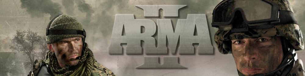 Arma II Combined Operations, Arma 2 banner
