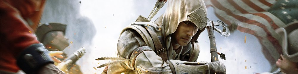 Assassins Creed American Saga banner