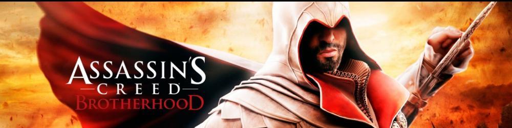 Assassins Creed Brotherhood banner