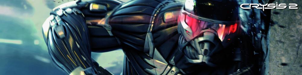 Crysis 2 Xbox 360 banner