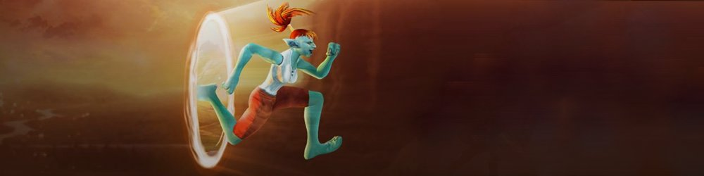 World of Warcraft Character Transfer banner