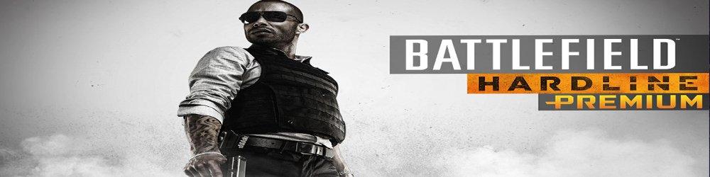 Battlefield Hardline Premium banner