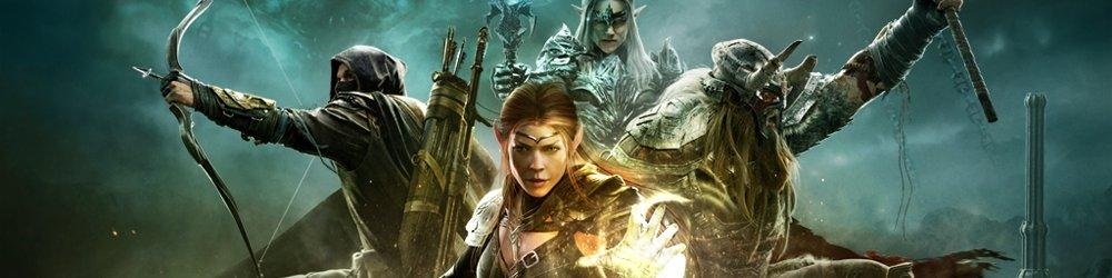 The Elder Scrolls Online Tamriel Unlimited banner