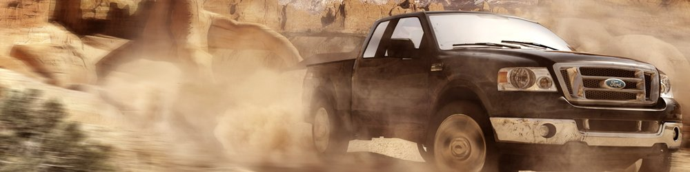 Ford Offroad banner