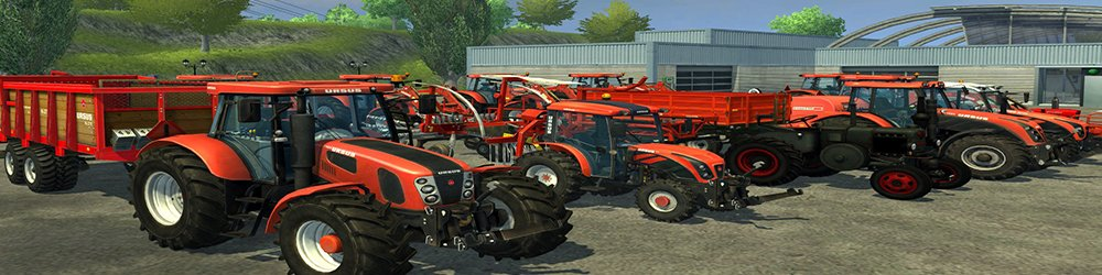Traktor 4 Simulátor banner