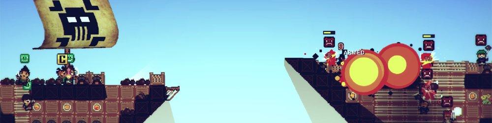 Pixel Piracy banner