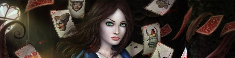 Alice Madness Returns banner