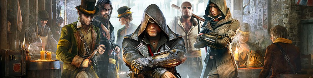 Assassins Creed Syndicate banner