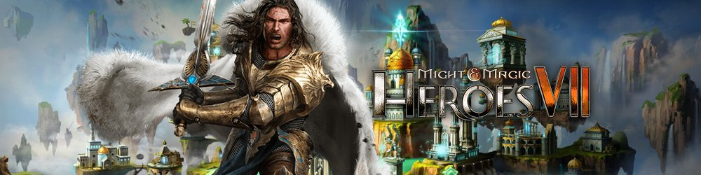 Might and Magic Heroes VII banner