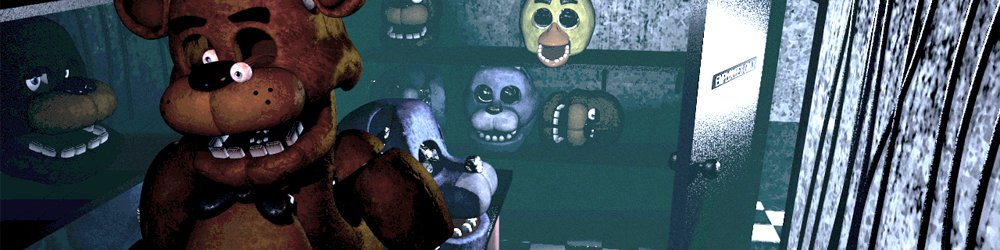 Five Nights at Freddys banner