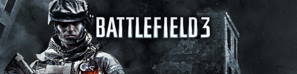 Battlefield 3 Limited Edition banner