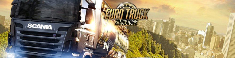 Euro Truck Simulátor 2 Game Of The Year Edition banner