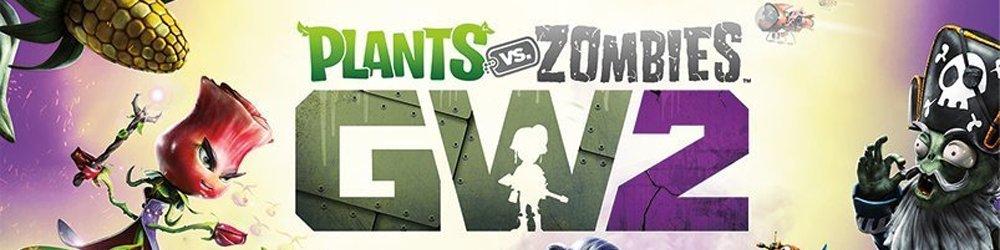 Plants vs Zombies Garden Warfare 2 banner