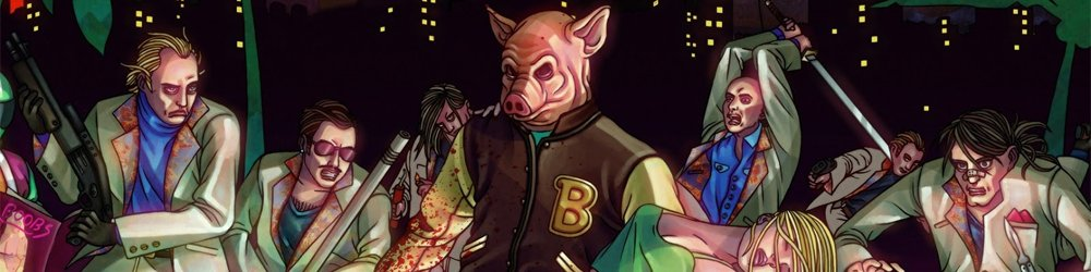 Hotline Miami 2  Wrong Number banner