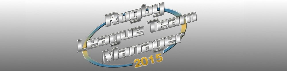 Rugby League Team Manager 2015 banner