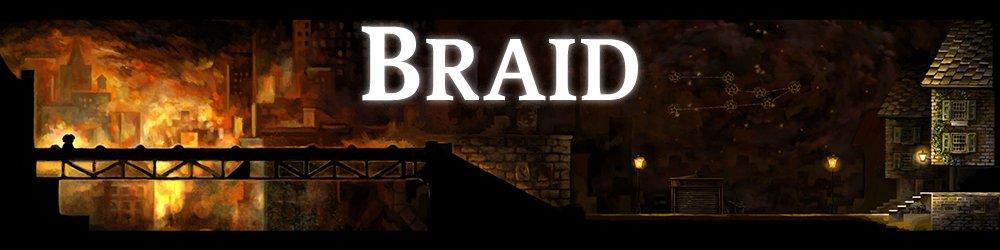 Braid banner