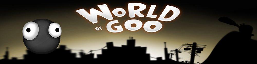 World of Goo banner