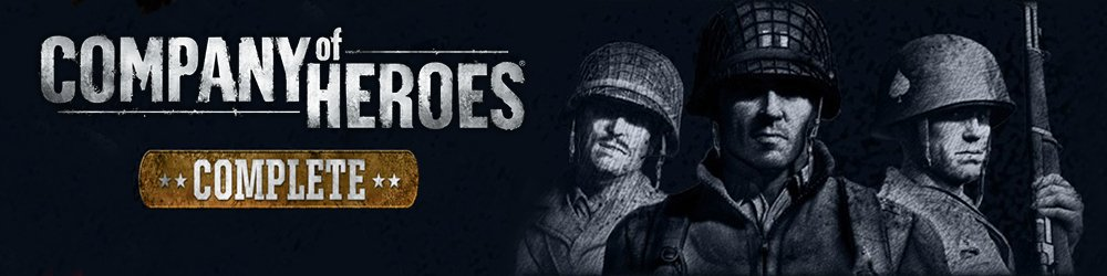 Company of Heroes Complete Pack banner