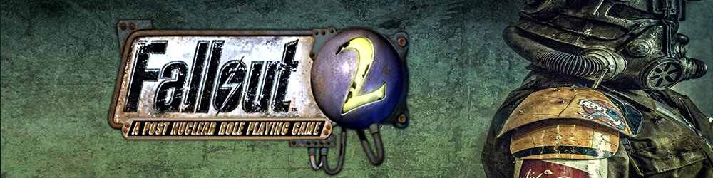 Fallout 2 banner