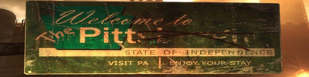 Fallout 3 The Pitt banner
