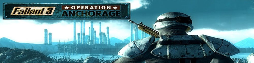 Fallout 3 Operation Anchorage banner