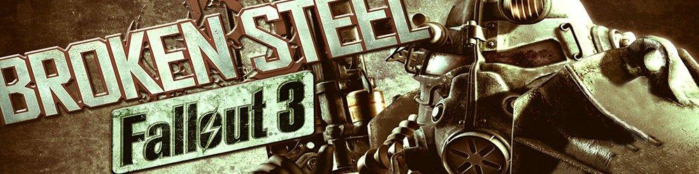 Fallout 3 Broken Steel banner