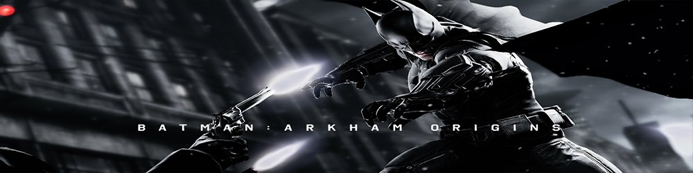 Batman Arkham Origins Online Supply Drop 1 banner