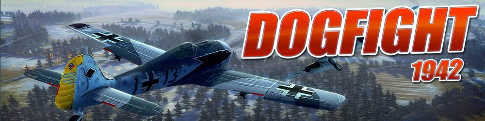 Dogfight 1942 banner