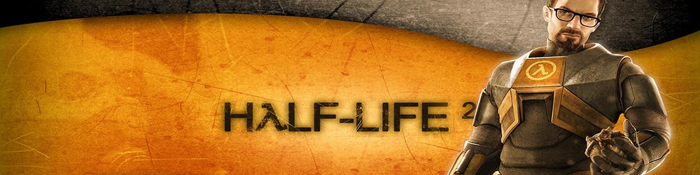 Half Life 2 banner