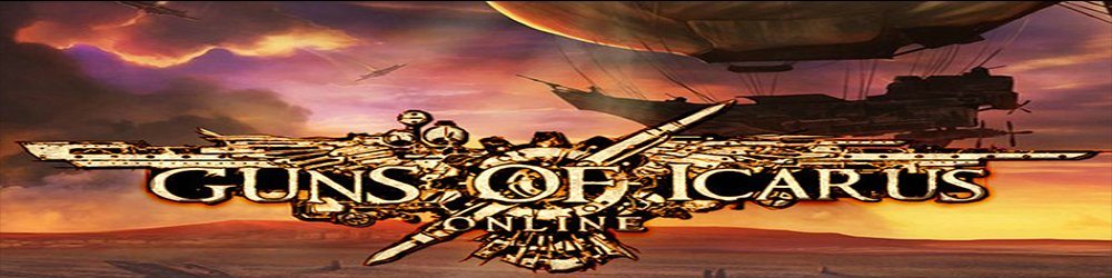 Guns of Icarus Collectors Edition banner