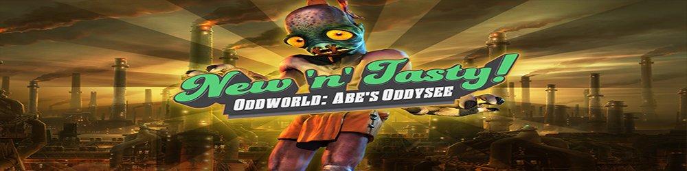 Oddworld New n Tasty banner