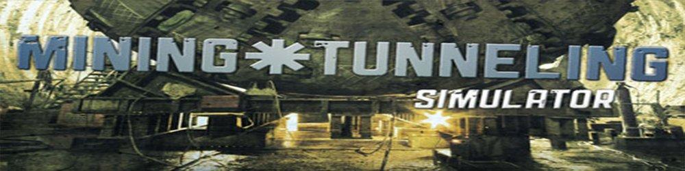 Mining & Tunneling Simulator banner