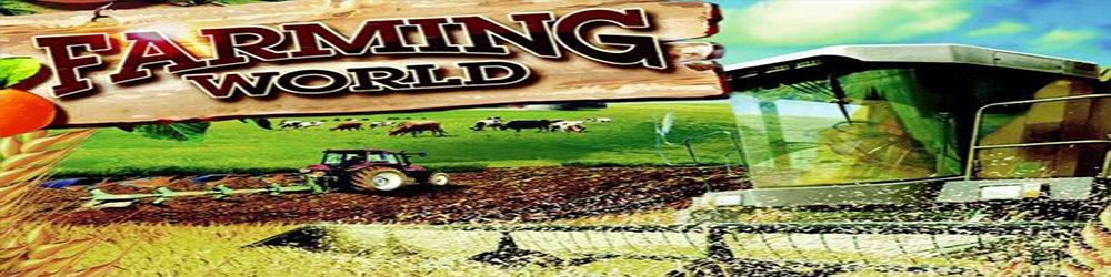 Farming World banner